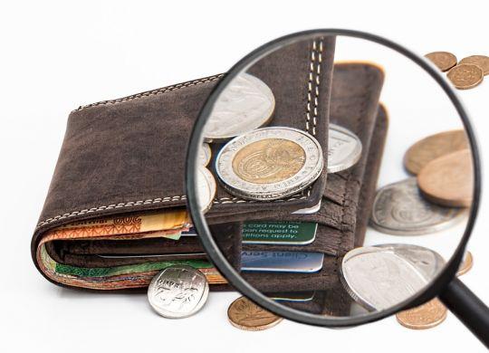 Rechtenvrije foto geld PA